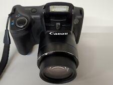 Canon PowerShot SX400 IS 16.0MP Digital Camera - Black (4.3-129 mm Lens)