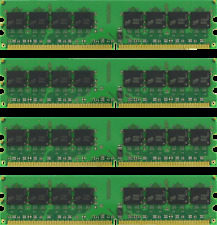 16GB (4X4GB) DDR2 MEMORY RAM PC2-6400 ECC DIMM 240-PIN