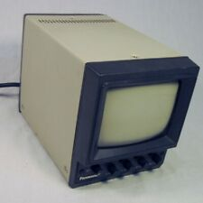 Panasonic WV-5200BU Video Monitor B/W Pro TV Studio Parts Halloween Decor Prop