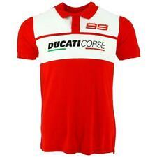 Official Jorge Lorenzo Ducati Corse Polo Shirt - 18 16003
