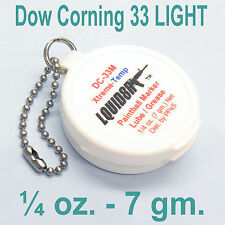 100% DOW CORNING 33 LIGHT Grease Paintball Marker Lubricant Sleek Smart Parts