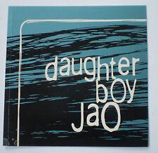 """DAUGHTER BOY JAO - Original 2004 Sticker """"FAKE BLOOD & the REST is UNKNOWN"""""""