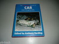 Libro The Guinness Libro Of Auto Fatti & Feats Di Anthony Harding Stand 1977