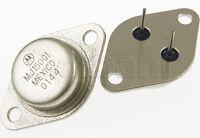 MJ15001 Original New Motorola NPN Power Audio AMP Transistor TO-3