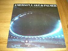 Emerson Lake & Palmer-Lp En Concierto.