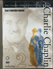 DVD - THE CHARLIE CHAPLIN COLLECTION VOLUME 2  - REGION 2 / EUROPE