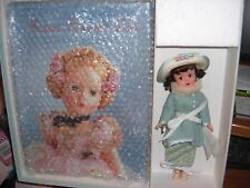 """1998 MADAME ALEXANDER DELUXE BOOK AND MADAME ALEXANDER 9"""" DOLL!! ONLY 1,500 MADE"""