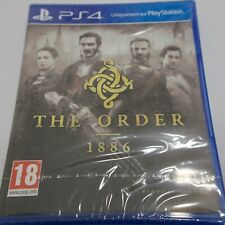 THE ORDER  1886 - NEUF - PS4 - PlayStation 4