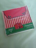 Vintage Ambassador Hallmark Postalettes Christmas Mouse Sealed Box Stationery