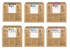 6 x INK HP Scitex LX610 LX850 / CN670A CN671A CN672A CN673A -CN675A LATEX INK