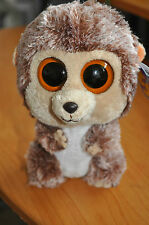 "TY ~Rare 2011  Spike Hedgehog  Beanie Boo  6"" ~NWNMT Purple tag ~ VHTF ~ BOX7"