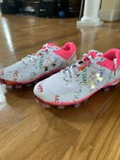 New listing Under Armour Baseball Cleats Mother's Day Cleat *Rare* Size 10.5 🔥🔥🔥