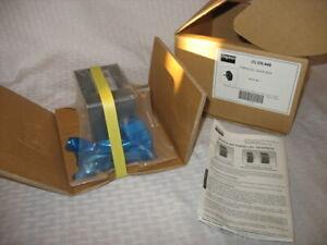 Dayton Parallel Gear Box Speed Reducer, 100:1, 23L448 NIB