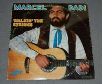Marcel Dadi~Walkin' The Strings~1976 Country Blues~Fingerpicking~FAST SHIPPING!