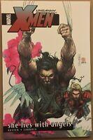 Uncanny X-Men - Vol. 5 She Lies with Angels - VF/NM - tpb - Austen - Marvel