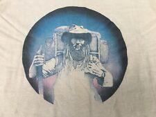 "80's Vintage ""THE HIPPIE HIKER"" 50/50 Sportswear Single Stitch T-Shirt L"