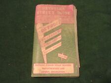 1951 Keystone Street Guide/Directory-Detroit, Dearborn,Grosse Pte,River Rouge~NK