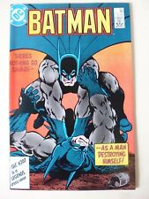 BATMAN ISSUE # 402. DEC.1986.  VOL1. SERIES. N.MINT  VERY HIGH GRADE