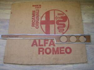 Used, Alfa,105, Berlina, RHD, Wooden,Dashboard,trim/105496326700/GTV/Bertone
