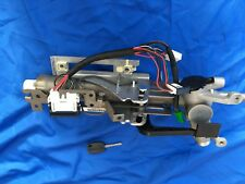 UPGRADED Ford BF Falcon ( Floor Shift ) Steering Column ignition switch