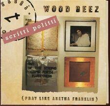 SCRITTI POLITTI - WOOD BEEZ - CARD SLEEVE 3 INCH 8 CM CD MAXI