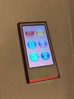 Apple iPod nano 7th Generation Pink (16 GB)