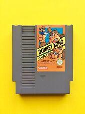 DONKEY KONG + JR JUNIOR 2 Classics NES Spiel NINTENDO Game w NEU o OVP Cib BOX 3