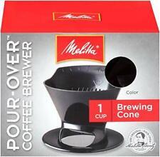 Melitta 64007 Black Ready Joe Filter Cone