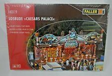 """Faller 140119 Losbude """" Caesars Palace """"  Bausatz Spur : H0  NEU & OVP"""