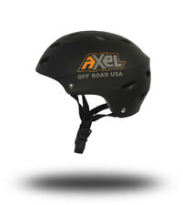 **NEW** AXEL OFF ROAD JEEP/UTV/ATV/4x4 Trail Helmet Matte Black Size Large L