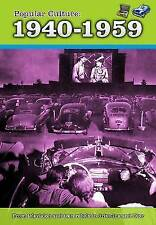 Popular Culture: 1940-1959 (A History of Popular Culture),Hunter, Nick,New Book