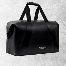 Calvin Klein Fragrances Black Weekend / Travel / Holdall / Duffle Bag, new