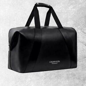 Calvin Klein Fragrances Black Weekend / Travel / Holdall / Duffle Bag, new