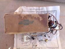 NOS 1964 1965 Chevelle PARKING BRAKE LAMP ALARM Original Chevrolet Accessory SS