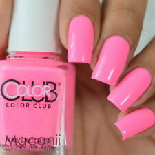 Color Club - Flamingo - Bright Baby Pink Creme Nail Polish 983 Fiesta Collection