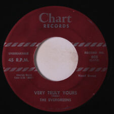 EVERGREENS: Very Truly Yours / Guitar Player 45 Vocal Groups