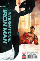 International Iron Man #5 Marvel Comic 2016 1st Print 2016 Unread NM