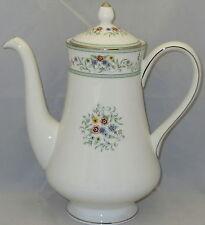 Wedgwood Agincourt-Green Coffee Pot & Lid