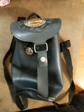 HARLEY DAVIDSON MINI BACKPACK*RARE!!!* RECYCLED RUBBER MATERIALS!!! NICE!