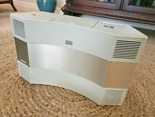 New listing Bose Acoustic Wave Music System Cd-3000 White - Excellent Very Clean
