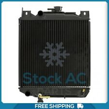 NEW Radiator for Chevrolet Metro, Sprint / Geo Metro / Suzuki Swift 1989 to 1994
