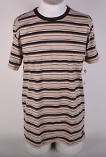 NWT BILLABONG MENS OTIS SHORT SLEEVE CREW TEE SHIRT $35 Rock Stripe Design