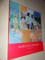 LIBRO: MARCELLO AVENALI - OPERE 1933 1981 - DE LUCA ED. D'ARTE