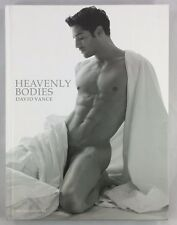 Scarce  2010 Nude Male Photography Book Heavenly Bodies David Vance