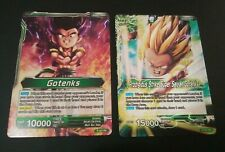 Prodigious Strike Super Saiyan Gotenks Dragon Ball Super Card Promo