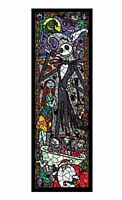 Puzzle Jigsaw Stained Art Nightmare Before Christmas Gyutto Series 456Pcs SB