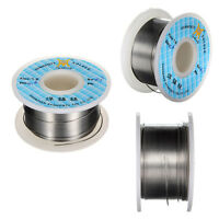 NEW 63/37 Rosin Core Flux 1.8% 2% Tin Lead Roll Soldering Solder Wire Melt Rosin