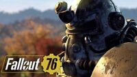 Fallout 76 Warranty Bethesda ACCOUNT PC