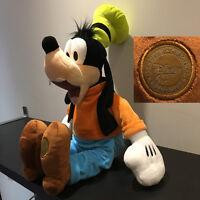 New Disney Original Goofy Dog Stuffed Animal Plush Toy GIFT for Kids