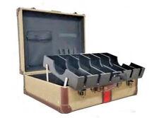Vincent Nostalgic Master Barber Clipper Trimmer Tool Case VT10155 DESSERT
